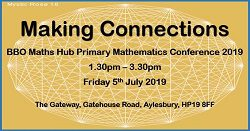 BBO Maths Hub Primary Conference 2019